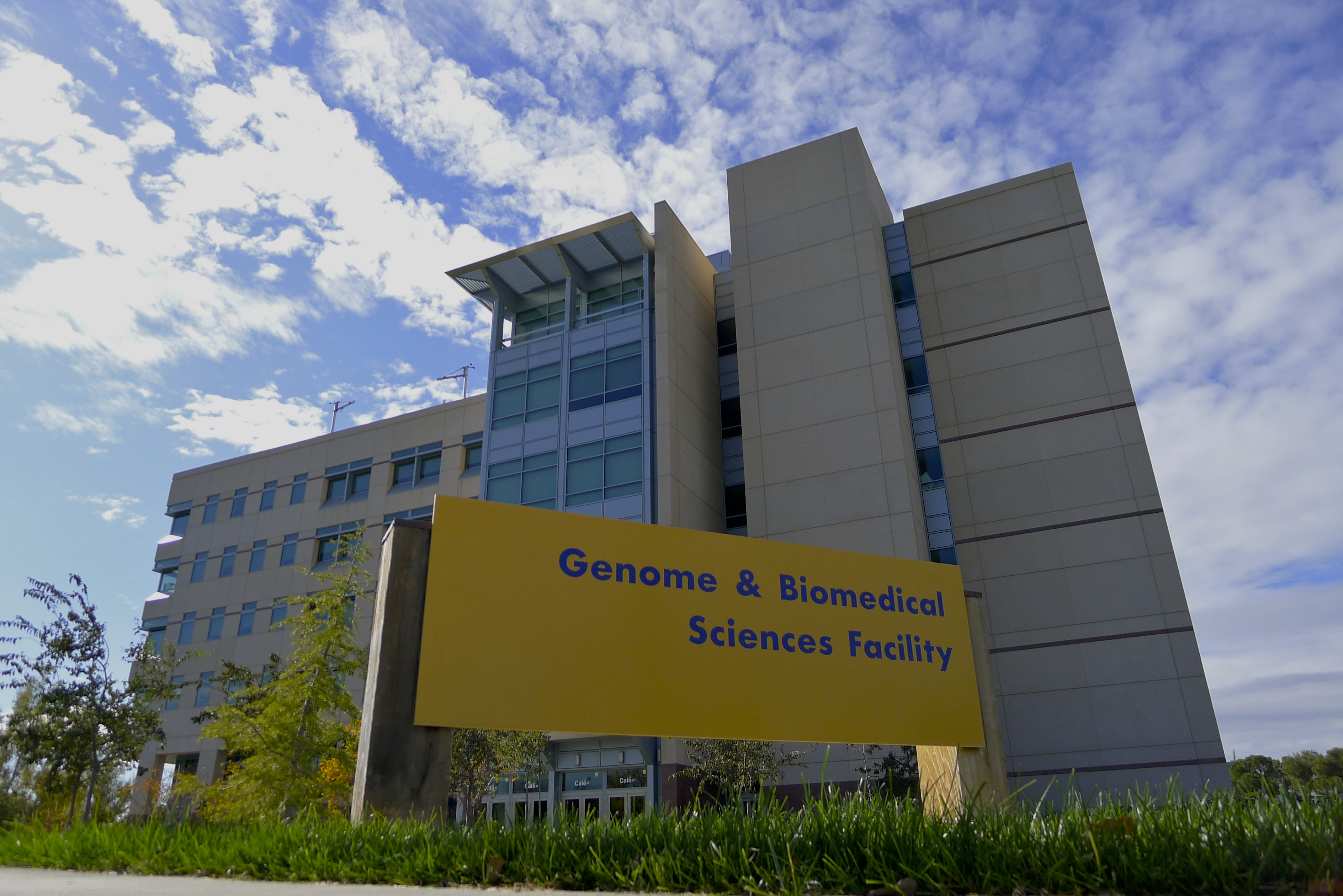 Photos The Genome And Biomedical Sciences Facility